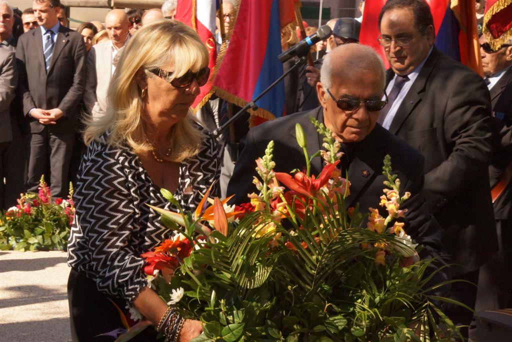 Commémoration du Génocide des Arméniens par l'Empire Ottoman.Photo Jean-Pierre Bonnet-simorgh@wanadoo.fr- droits réservés. (11)