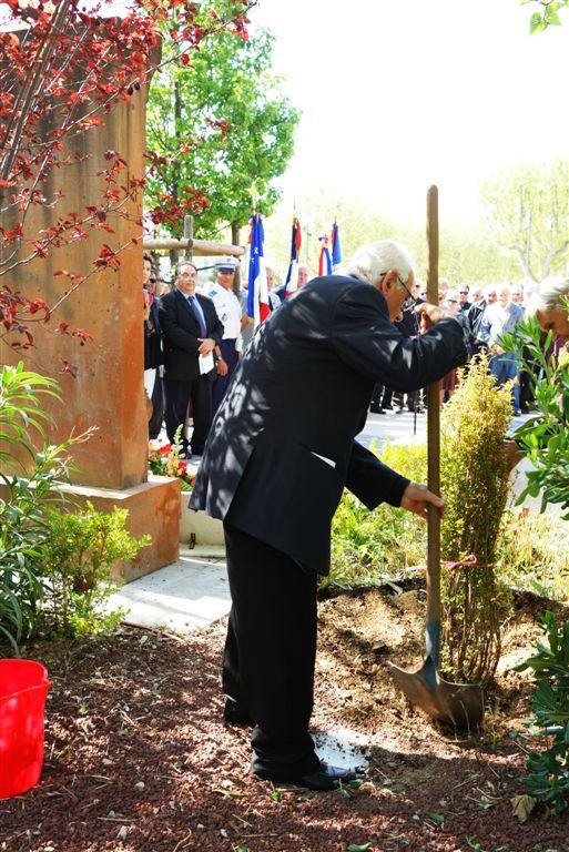 Commémoration du Génocide des Arméniens par l'Empire Ottoman.Photo Jean-Pierre Bonnet-simorgh@wanadoo.fr- droits réservés. (33)