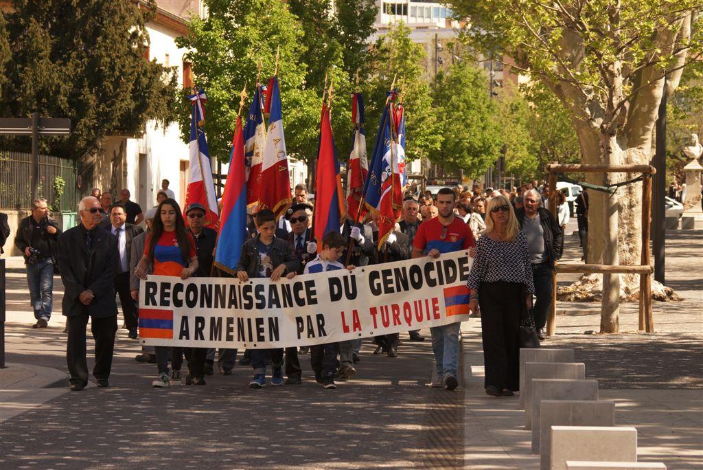 Commémoration du Génocide des Arméniens par l'Empire Ottoman.Photo Jean-Pierre Bonnet-simorgh@wanadoo.fr- droits réservés. (38)