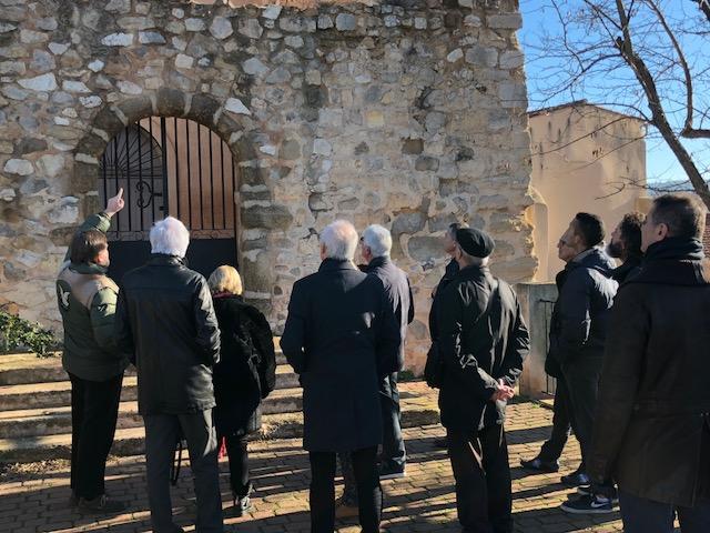 Visite du Centre Ancien (2) - Tous ensemble pour notre ville